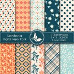 Lantana Digital Papers