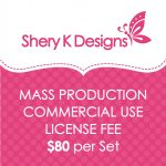 commercial-license-credit-mass-production