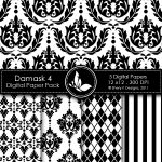 Damask 4 Digital Pack