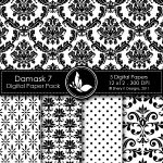 Damask 7 Digital Pack