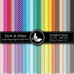 Dots & Strips Mega Pack