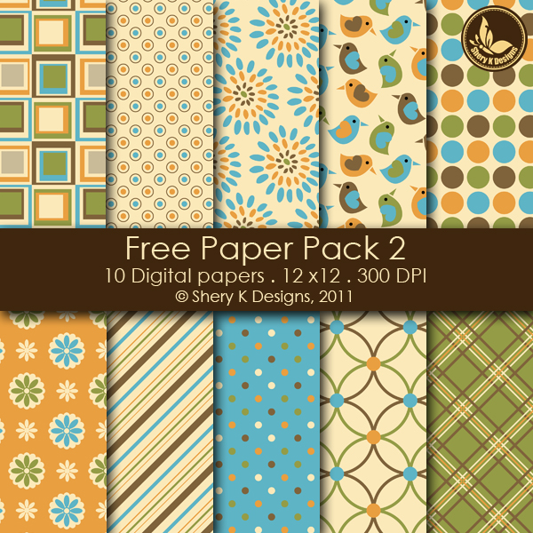 It's just an image of Selective Free Printable Scrapbook Paper Designs