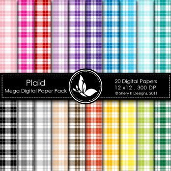 Plaid Basic Pack
