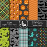 Boo Digital Papers
