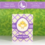 Free Card Making Kit - Happy Easter