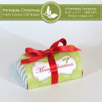 Christmas party favors gift boxes 4
