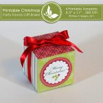 Christmas party favors gift boxes 1