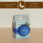 SVG Favors Gift Box Collection 1 3