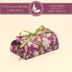 SVG & Printable Favors Gift Box Collection 2 5