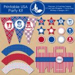 USA Party Kit