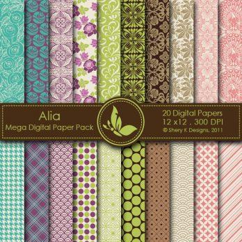Alia Mega Digital Papers